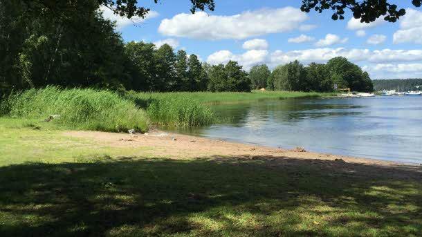 Edsviken Tegelhagen badplats