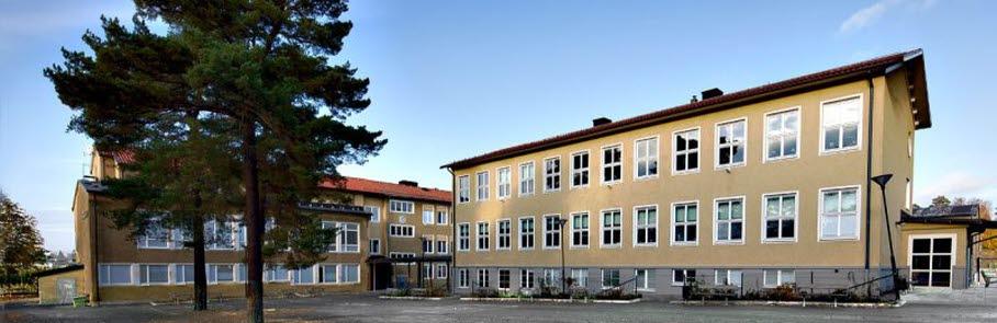 Helenelundsskolan Skolgården