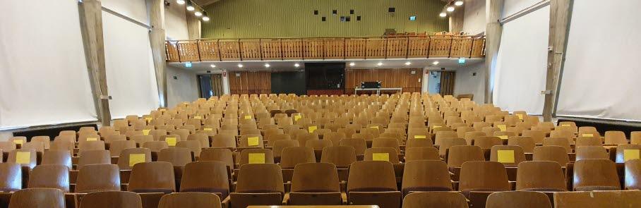 Häggviksskolan aula