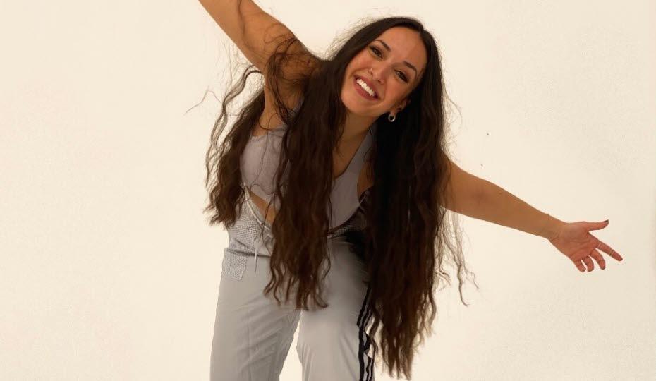 Bild på dansläraren Niki