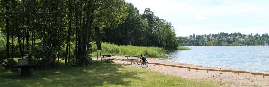 Edsviken Sjöberg badplats