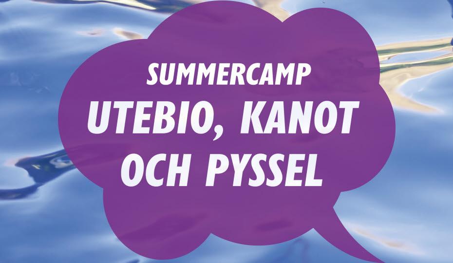 Bild om summercamp