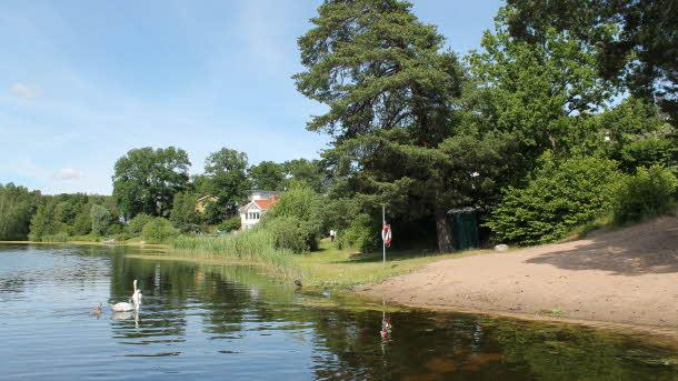 Ravalen Viby badplats